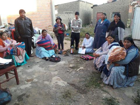 photo of Nevaditas De Batallas Group