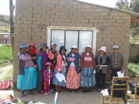 photo of Flor De Ancoamaya Group