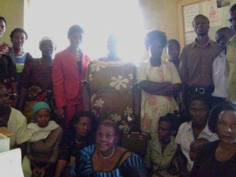 photo of Nasuuti Women's Group