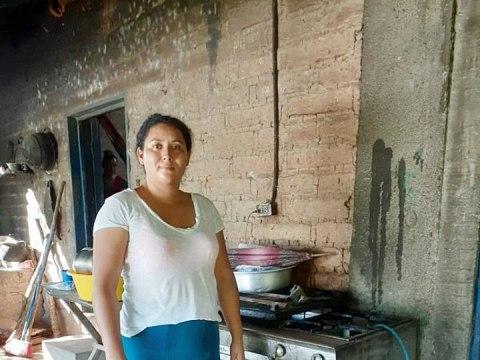 photo of María Candelaria