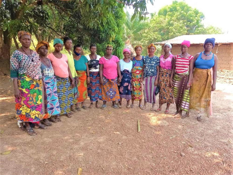 photo of Women's Power Farmers Group