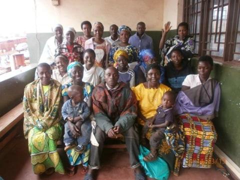 photo of Twungubumwe I Group