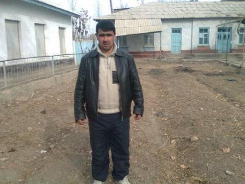 photo of Saidburkhon