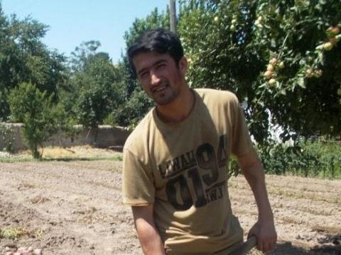 photo of Jahongir