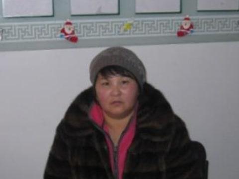 photo of Ariuntsetseg