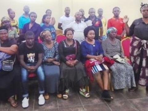 photo of Ufahamu Group