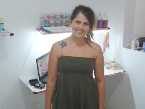 photo of Aura Cristina