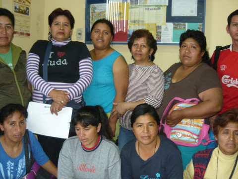photo of Madres Ladereñas Group