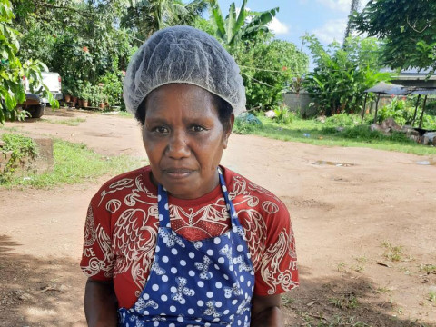 photo of Pascaline Mabonsari