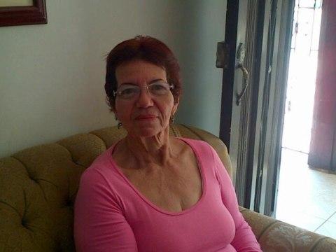 photo of María Angélica