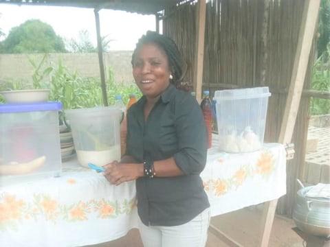 photo of Akouvi Yollande