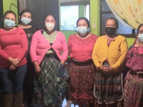 photo of Emprendedoras Patzun Group