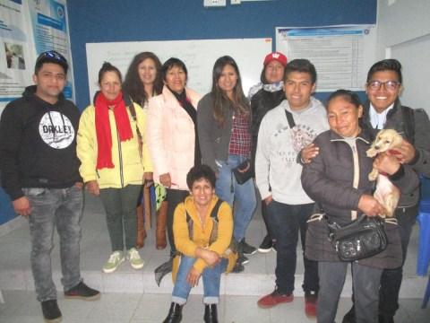 photo of Virgencita Purificada Group
