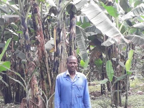 photo of Luke Nsereko