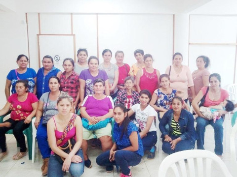 photo of Kuña Giuapa Group