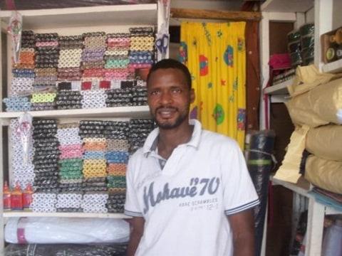 photo of Idriss