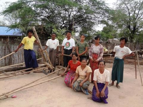 photo of Htan Pin Chaung Village