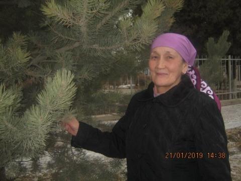 photo of Sabira