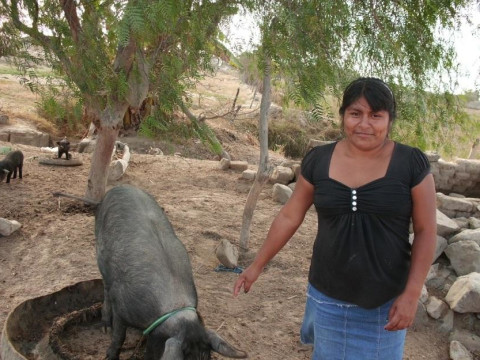 photo of Carmen Julia