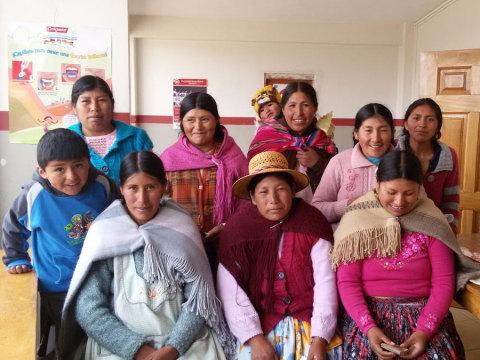 photo of Flor Kantuta Group