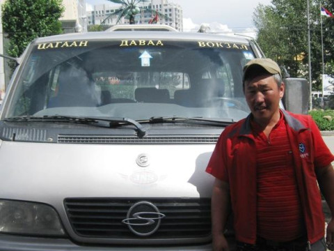 photo of Ankhbaatar