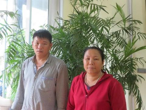 photo of Nhang's Group