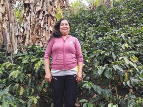 photo of María Lucila