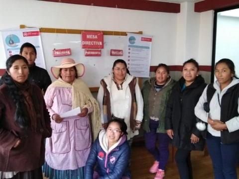 photo of Las Pioneras Group