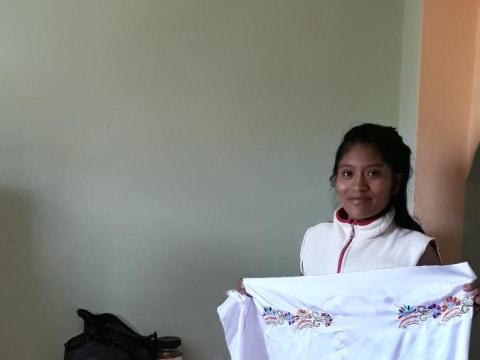 photo of Lizeth Margarita