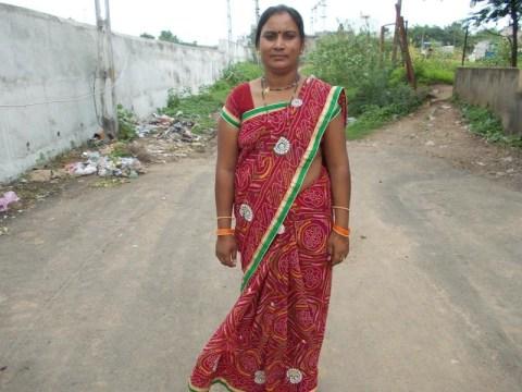 photo of Pushpaben