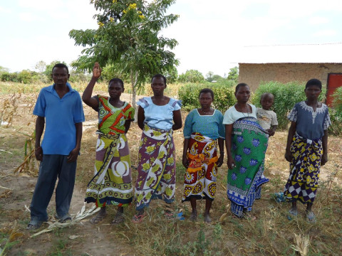 photo of Kangombe's Group