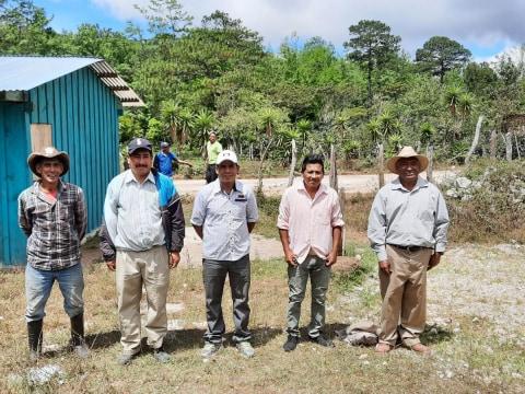photo of Staple Grains Farmers In Regadillos Group