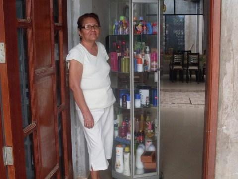 photo of Maria Rosario