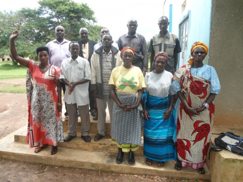 photo of Iborooga Abagambakamu Group