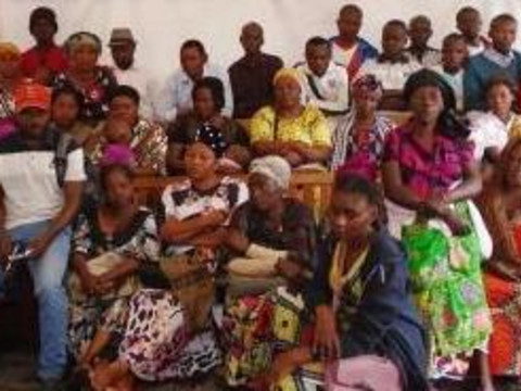 photo of Esther Lisanga Group