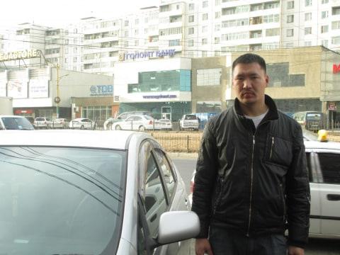 photo of Enkhtuvshin