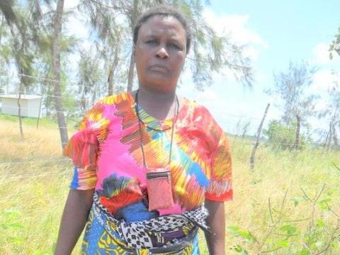 photo of Musaidi