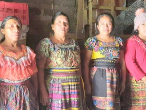 photo of Mujeres De Paichal Group