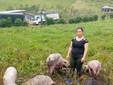 photo of Gladys Ximena