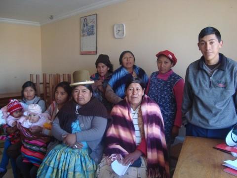 photo of Margarita De Collpani Group
