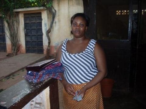 photo of Ayélé Kafui