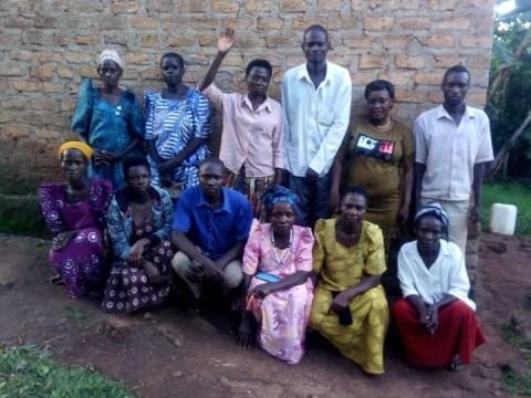 photo of Balikyegomba Kikonge Group