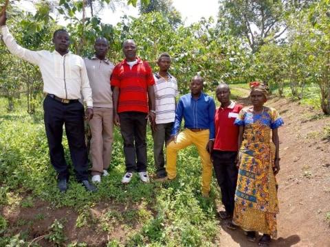 photo of Groupement Lweza/kibanda