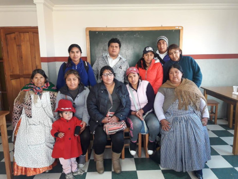 photo of Las Moneditas Group