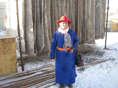 photo of Enkhtuya