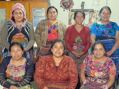 photo of Mujeres Valientes Chuitap Group