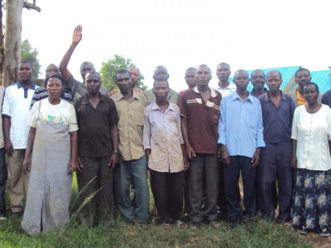 photo of Kirehe Kwetungura Group A-Kihihi