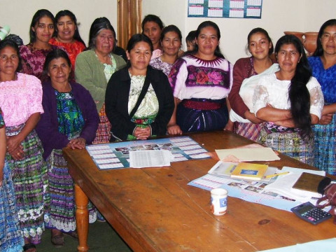 photo of Margaritas De Xesampual Group