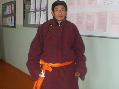 photo of Damdinsuren