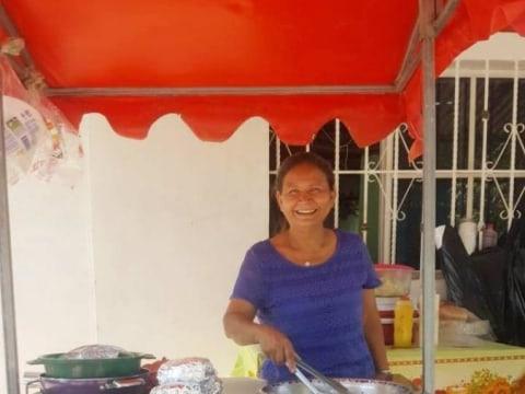 photo of Reyna Francisca